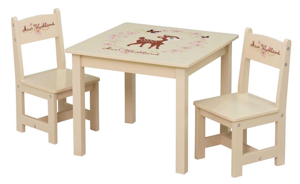 Abbildung des Angebots KIDLAND® Kinder-Sitzgarnitur