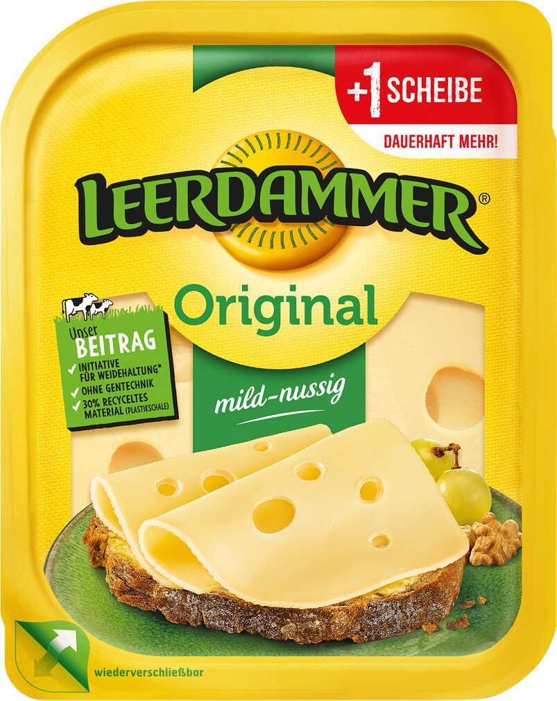 Abbildung des Angebots LEERDAMMER Original oder Delacreme 45 - 51 % Fett i. Tr.