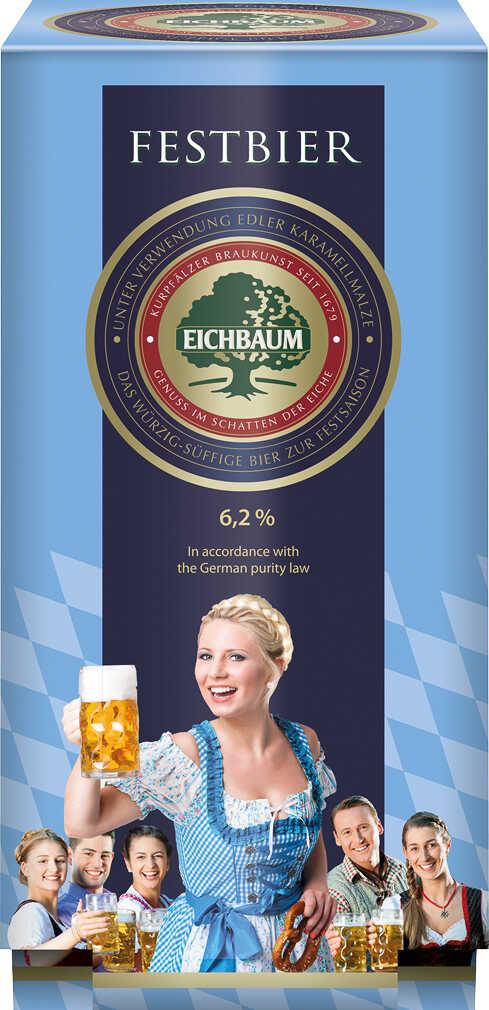Abbildung des Angebots EICHBAUM Festbier