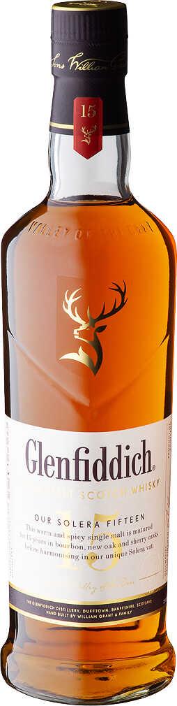 Abbildung des Angebots GLENFIDDICH 15 Jahre Single Malt Scotch Whisky