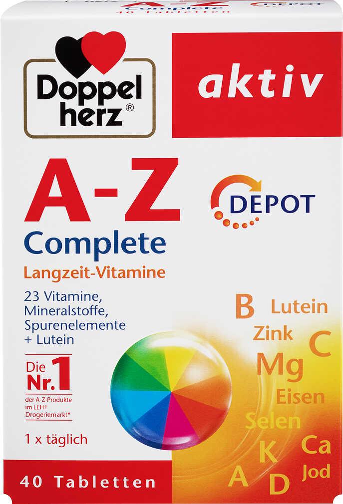 Abbildung des Angebots DOPPELHERZ A-Z Depot-Tabletten