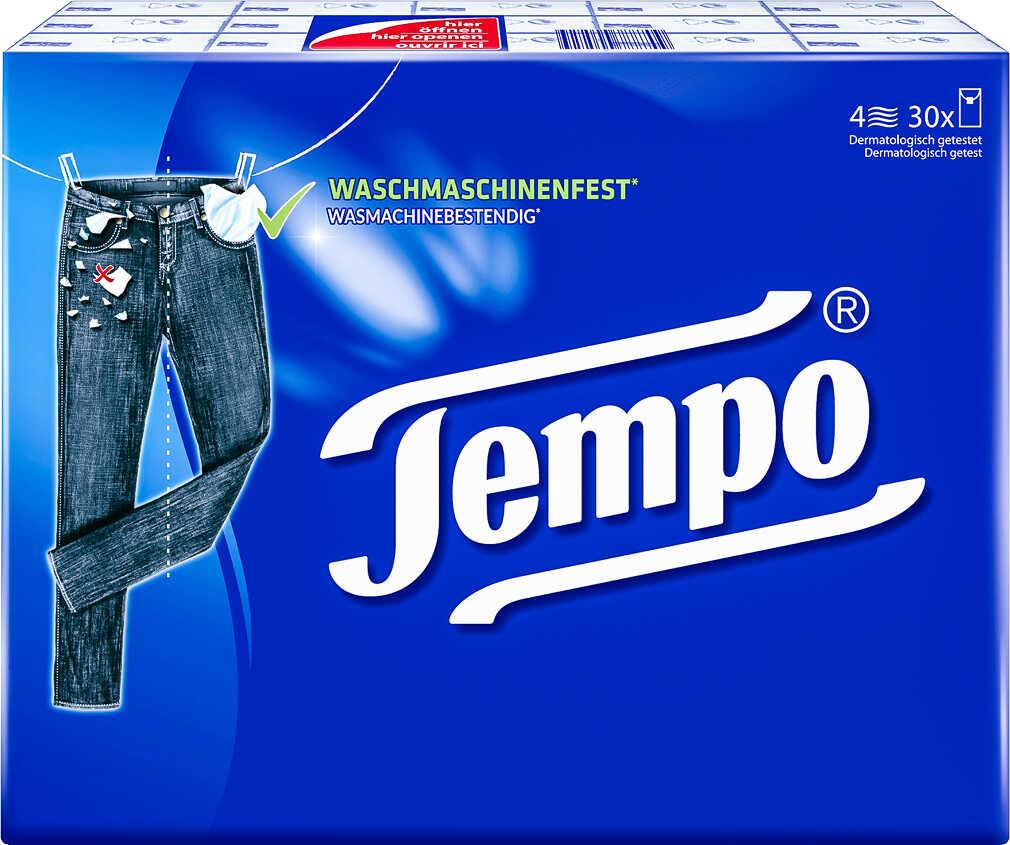 Abbildung des Angebots TEMPO Taschentücher
