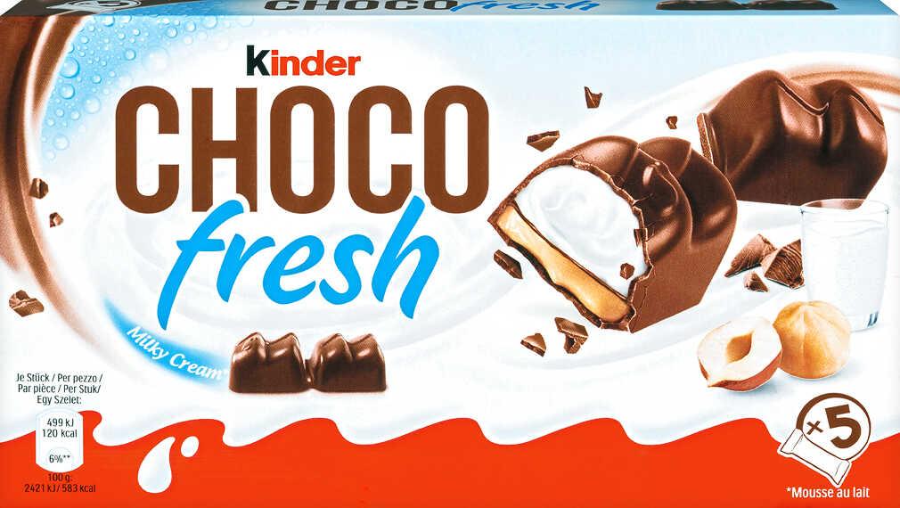 Abbildung des Angebots KINDER Choco fresh