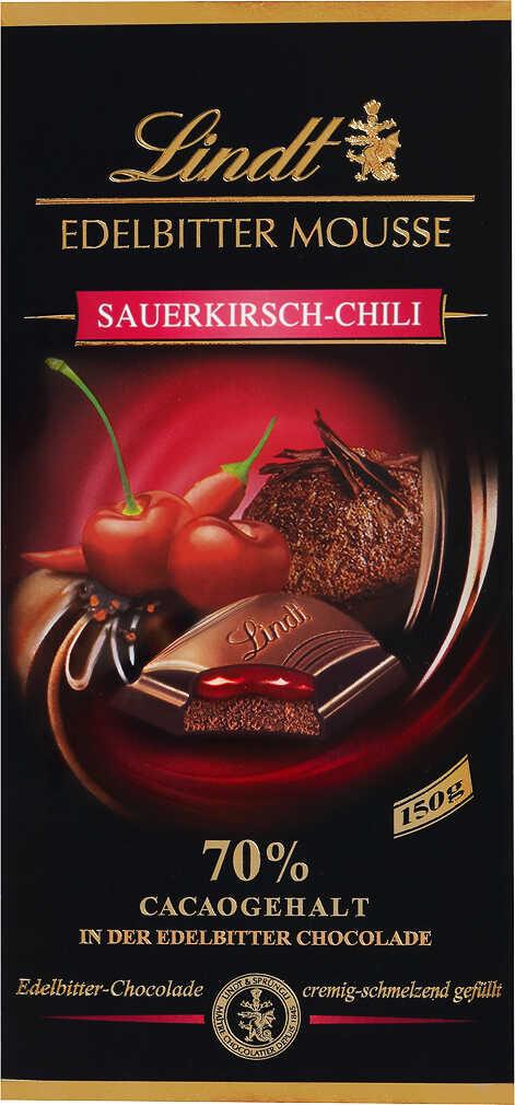 Abbildung des Angebots LINDT Schokolade Edelbitter Mousse