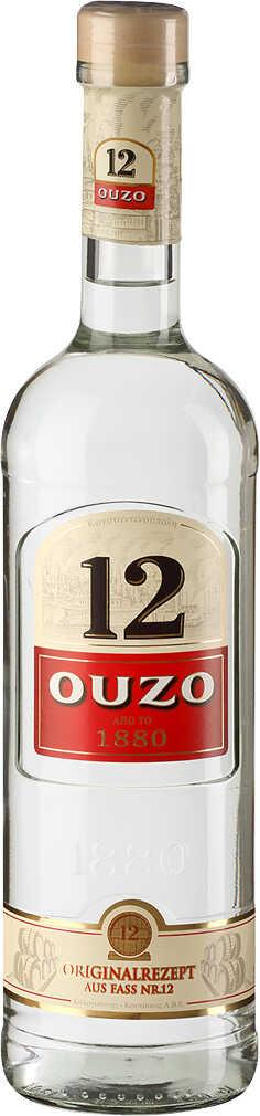 Abbildung des Angebots OUZO 12 oder GOLD 12