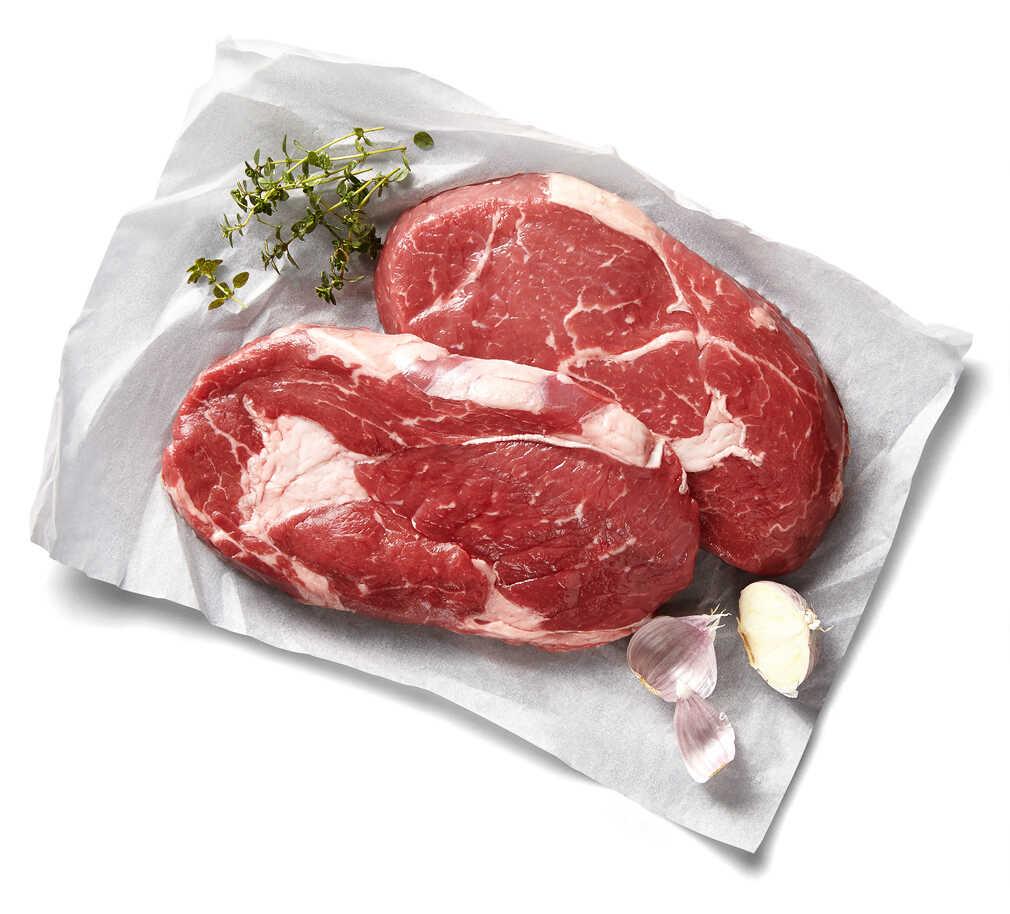 Abbildung des Angebots Rinderentrecôte von der Simmentaler Färse