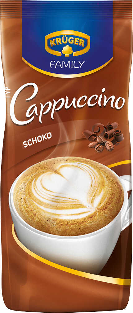 Abbildung des Angebots KRÜGER Family Cappuccino
