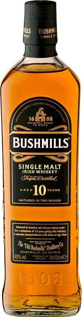 Abbildung des Angebots BUSHMILLS Single Malt Irish Whiskey