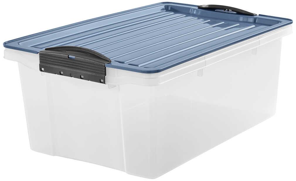 Abbildung des Angebots ROTHO Stapelbox A4 »Compakt« Blau