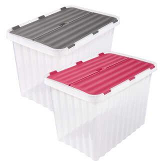 Abbildung des Angebots K-CLASSIC Klappdeckelbox ca. 24 l