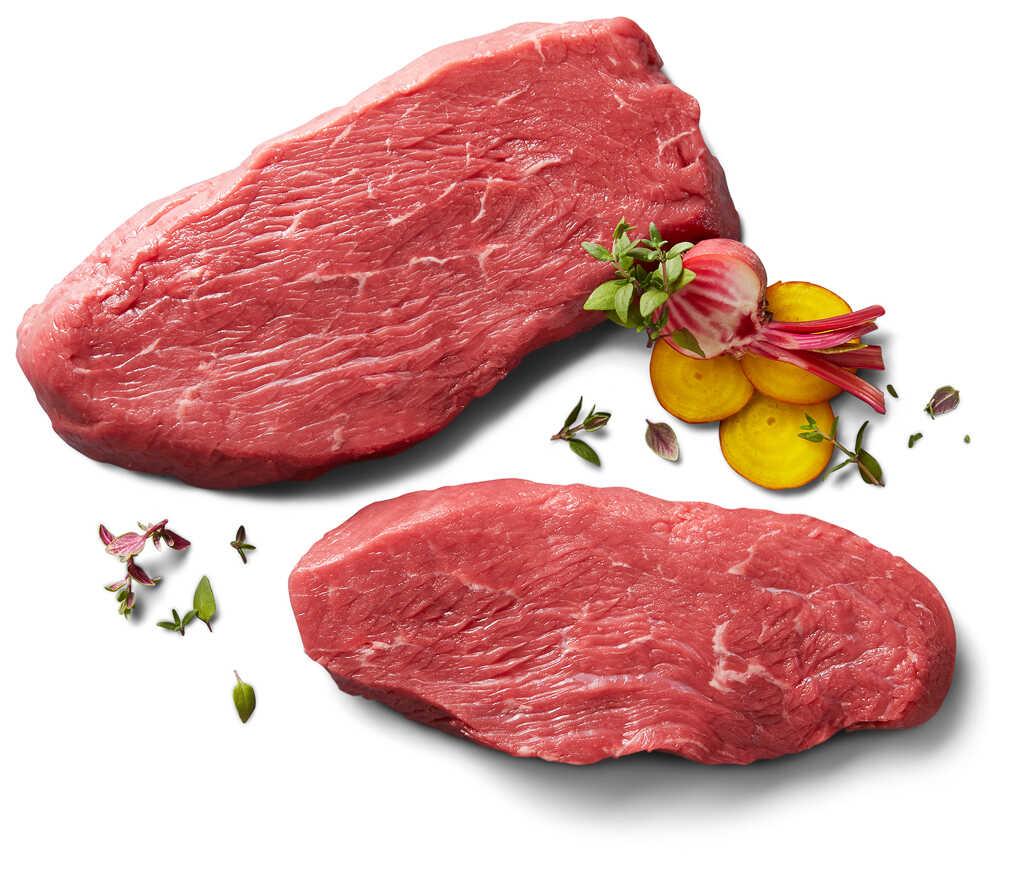 Abbildung des Angebots Irish Beef Rinderhüftsteak vom irischen Weideochsen