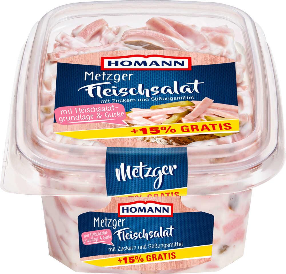 Abbildung des Angebots HOMANN Metzger-Fleischsalat