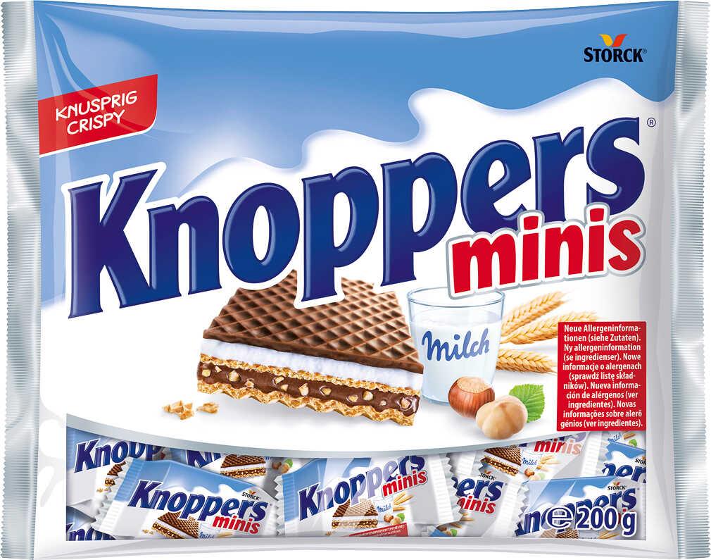 Abbildung des Angebots KNOPPERS MINIS