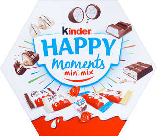 Abbildung des Angebots KINDER Happy Moments Mini Mix
