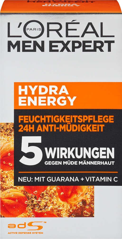 Abbildung des Angebots L'ORÉAL Men Expert Hydra Energy Feuchtigkeitspflege