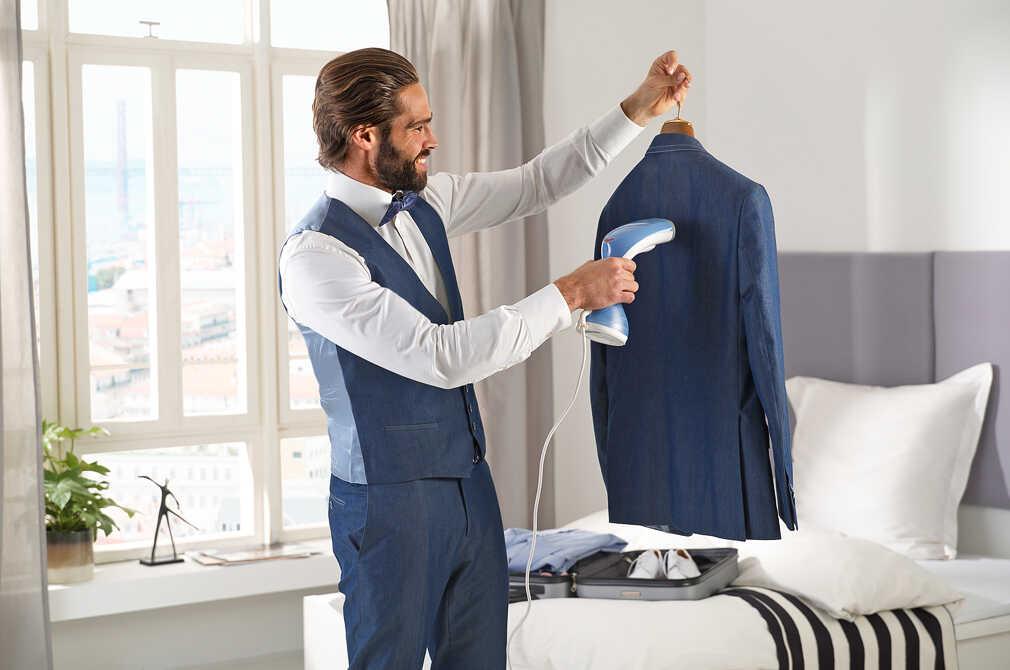 Abbildung des Angebots GRUNDIG Fashion-Brush-Dampfbürste »ST5550«