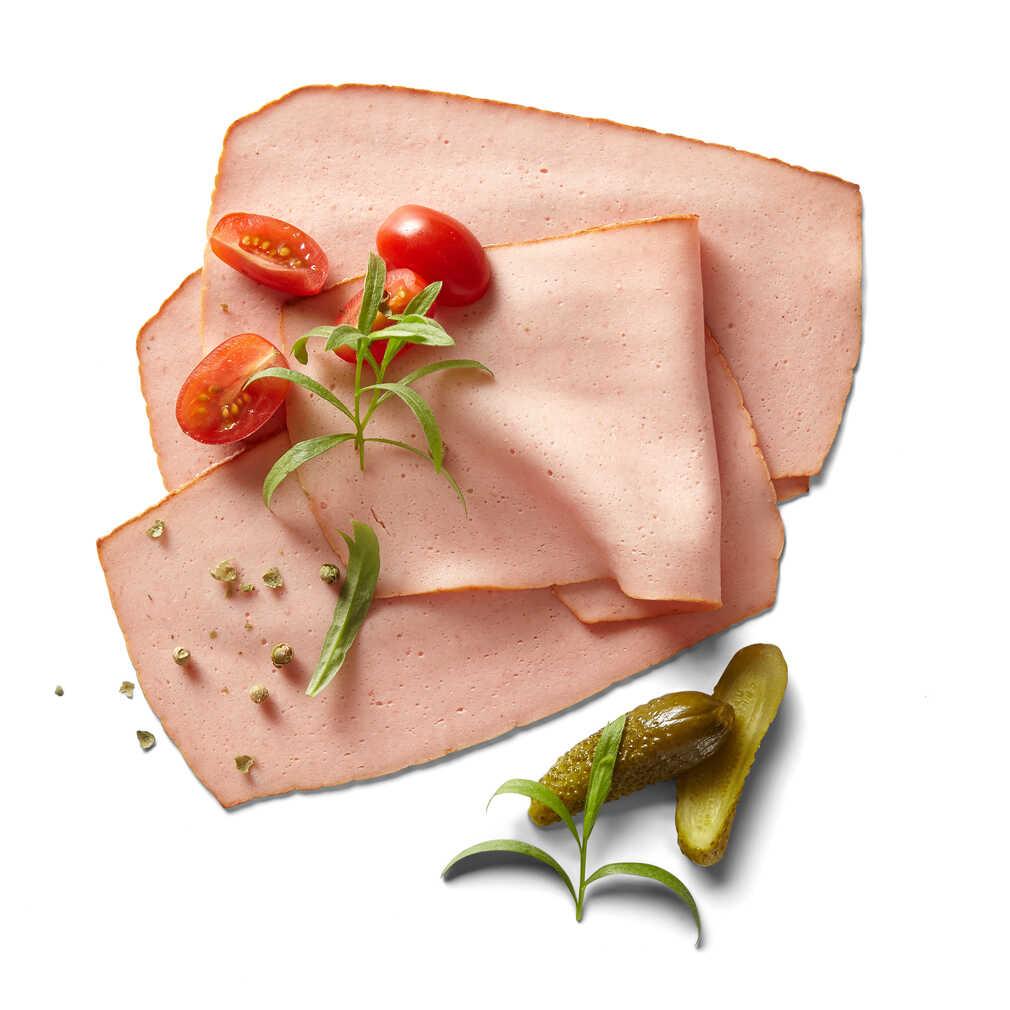 Abbildung des Angebots Aus eigener Herstellung Delikatess Fleischkäse