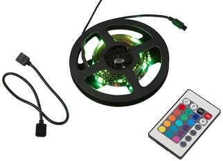 Abbildung des Angebots SWITCH ON LED-Stripe mit USB »MK-A05-RGB-24«