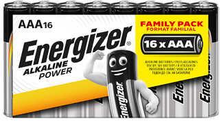 Abbildung des Angebots ENERGIZER Batterien Micro (AAA)