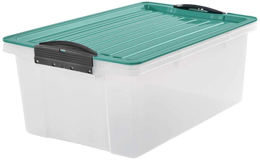 Abbildung des Angebots ROTHO Stapelbox A4 »Compakt« Grün