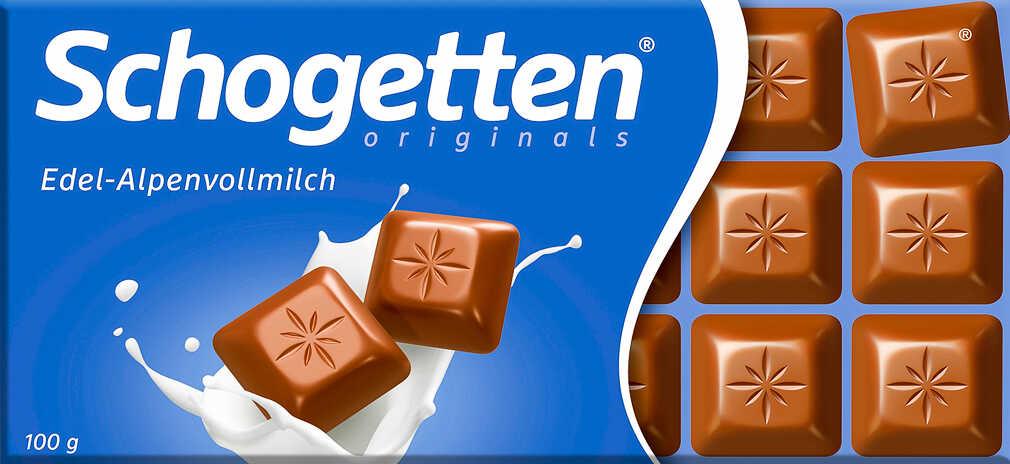 Abbildung des Angebots SCHOGETTEN Schokolade