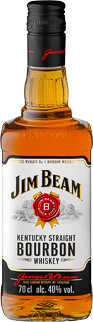 Abbildung des Angebots JIM BEAM KENTUCKY Straight Bourbon Whiskey oder Honey Whiskey-Likör