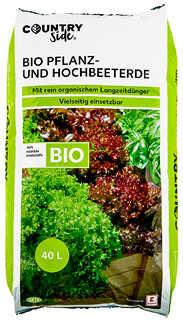 Abbildung des Angebots COUNTRYSIDE® Bio-Pflanz- und Hochbeeterde
