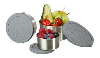 Abbildung des Angebots SPICE&SOUL® Lunchbox-Set rund