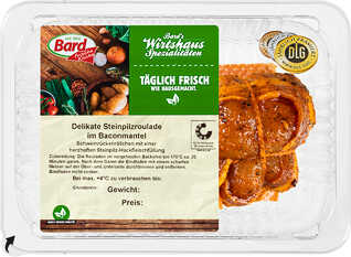 Abbildung des Angebots BARD Schnelle Küche Steinpilz-Roulade