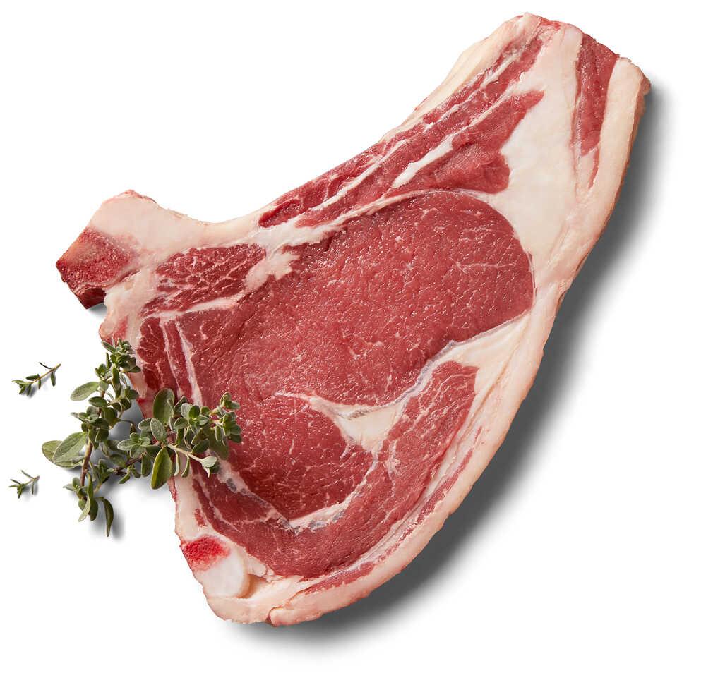 Abbildung des Angebots Rinderkotelett von der Simmentaler Färse