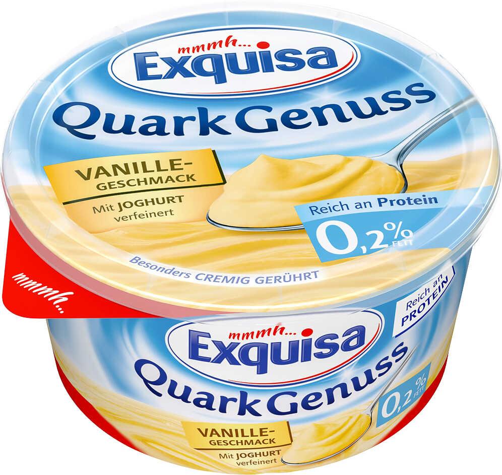 Abbildung des Angebots EXQUISA Quark-Genuss