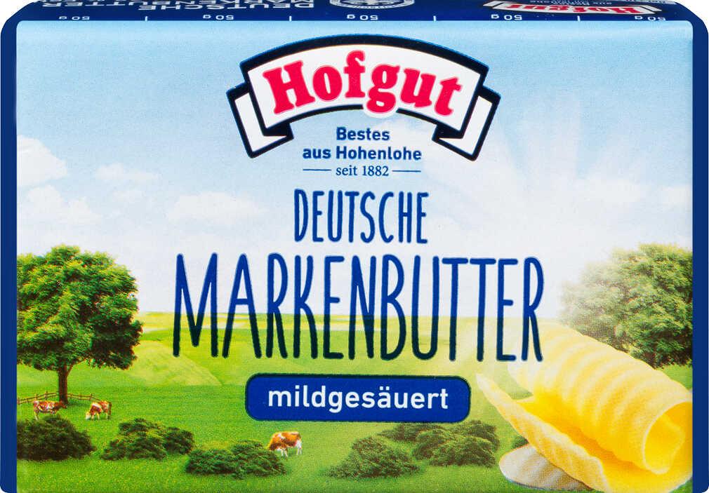 Abbildung des Angebots HOFGUT Dtsch. Markenbutter