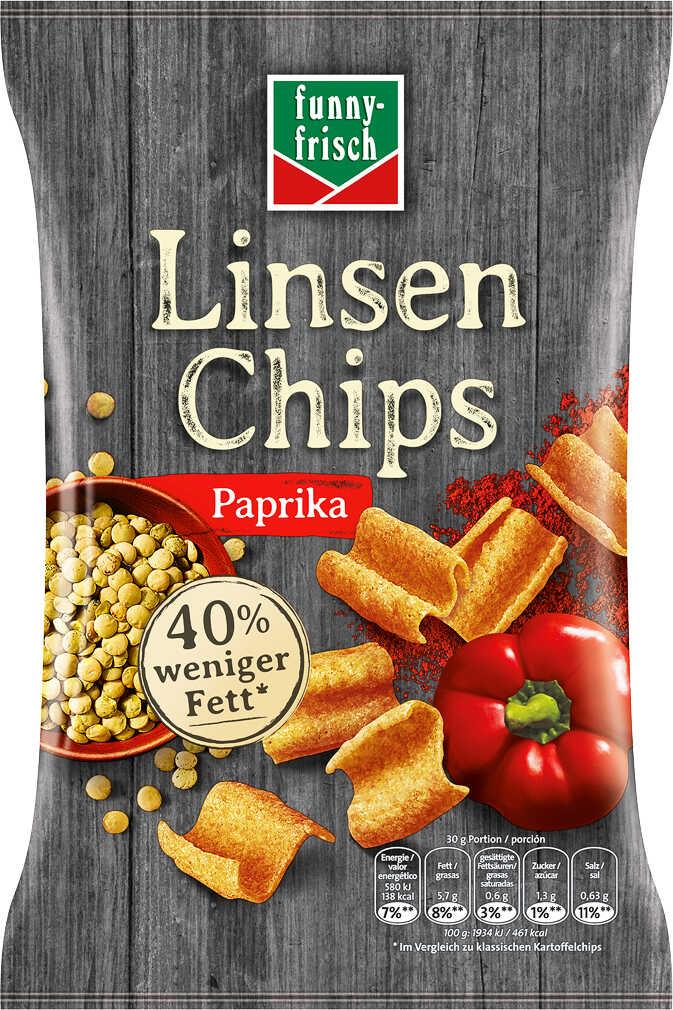 Abbildung des Angebots FUNNY-FRISCH Linsenchips