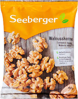 Abbildung des Angebots SEEBERGER Walnusskerne