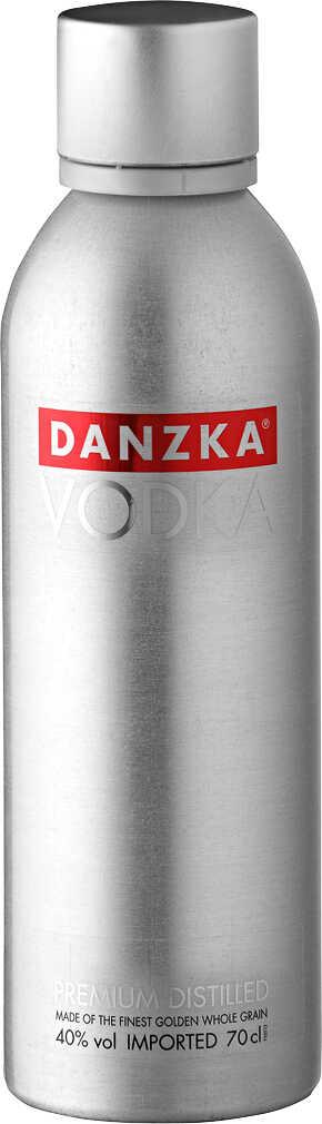 Abbildung des Angebots DANZKA Vodka