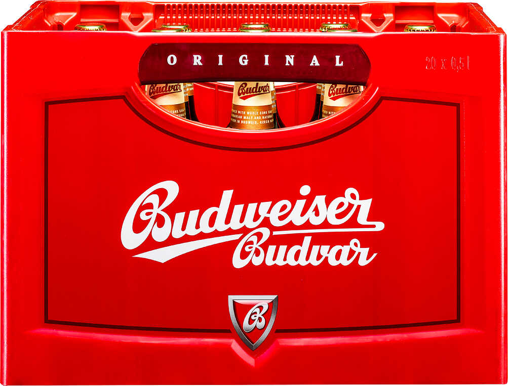 Abbildung des Angebots BUDWEISER Budvar