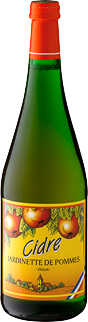 Abbildung des Angebots JARDINETTE DE POMMES Cidre