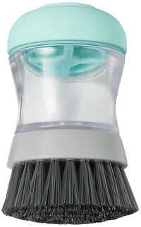 Abbildung des Angebots K-CLASSIC Topfreinigerbürste mit Spülmittelspender