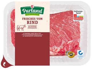 Abbildung des Angebots K-PURLAND Suppenfleisch ohne Knochen vom Simmentaler Jungbullen