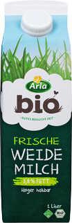 Abbildung des Angebots ARLA Bio-Weidemilch, 3,8 % Fett