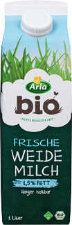 Abbildung des Angebots ARLA Bio-Weidemilch, 1,5 % Fett