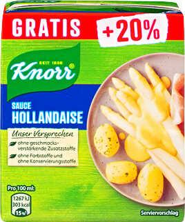 Abbildung des Angebots KNORR Sauce Hollandaise