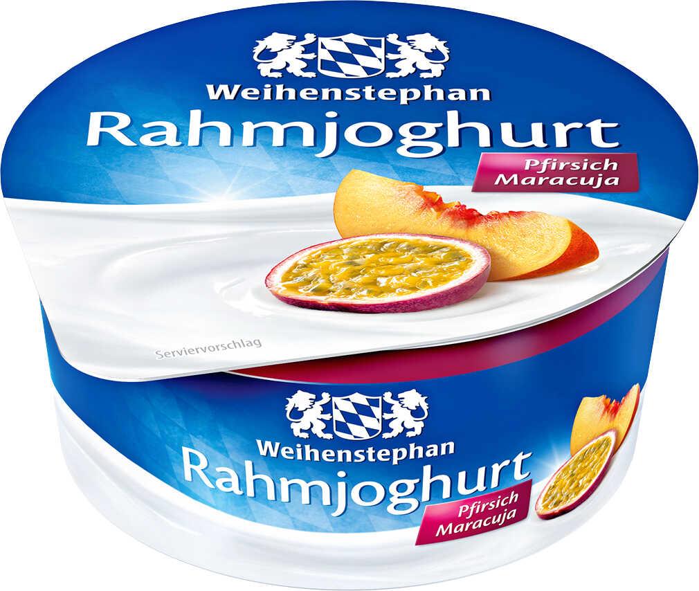 Abbildung des Angebots WEIHENSTEPHAN o. MÜLLER Rahmjoghurt o. Fruchtjoghurt 3,8 - 10 % Fett