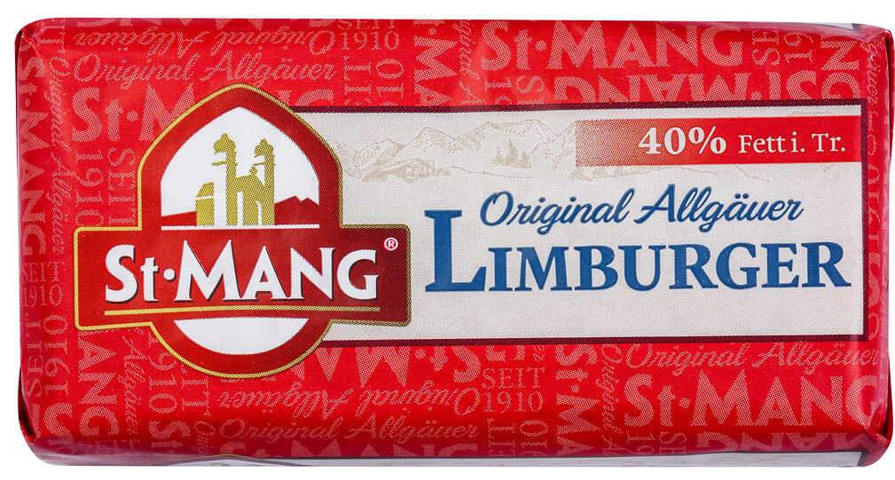 Abbildung des Angebots ST. MANG Limburger oder Rubius 40 - 60 % Fett i. Tr.