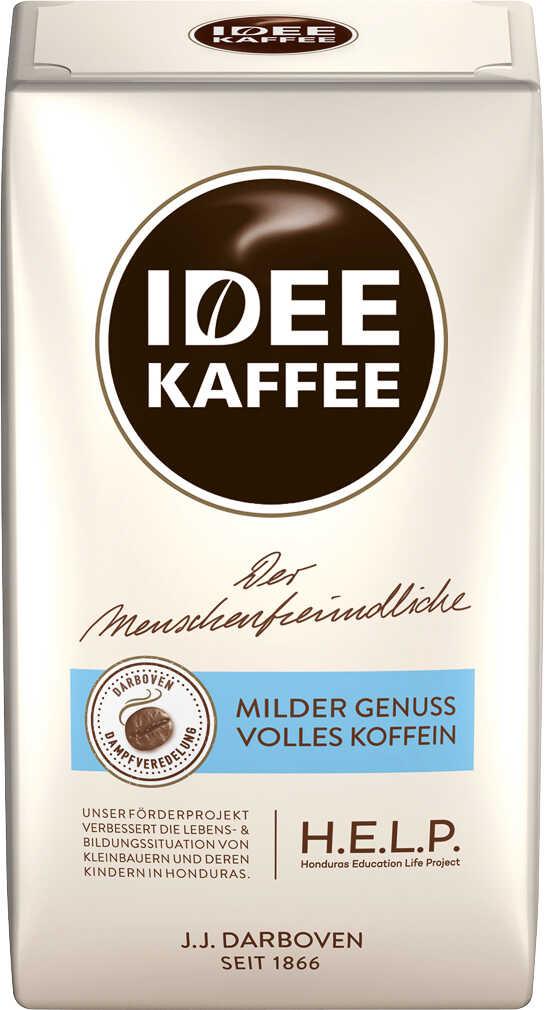 Abbildung des Angebots IDEE KAFFEE Filterkaffee