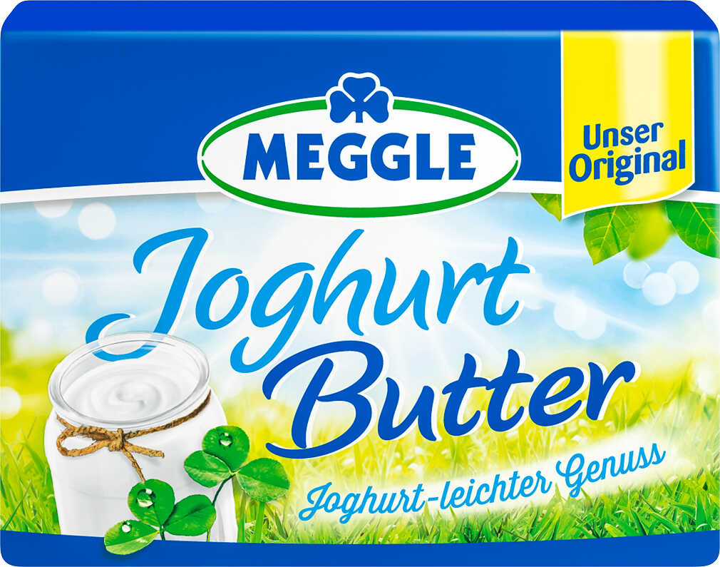 Abbildung des Angebots MEGGLE Joghurt- oder Feine Butter