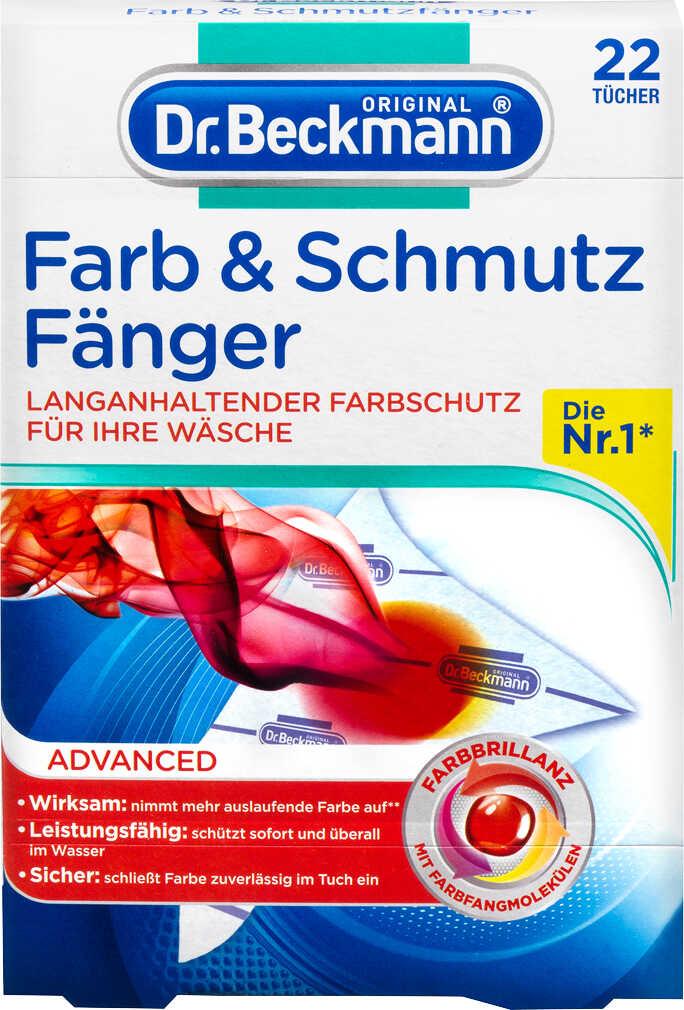 Abbildung des Angebots DR. BECKMANN Farb- & Schmutzfänger