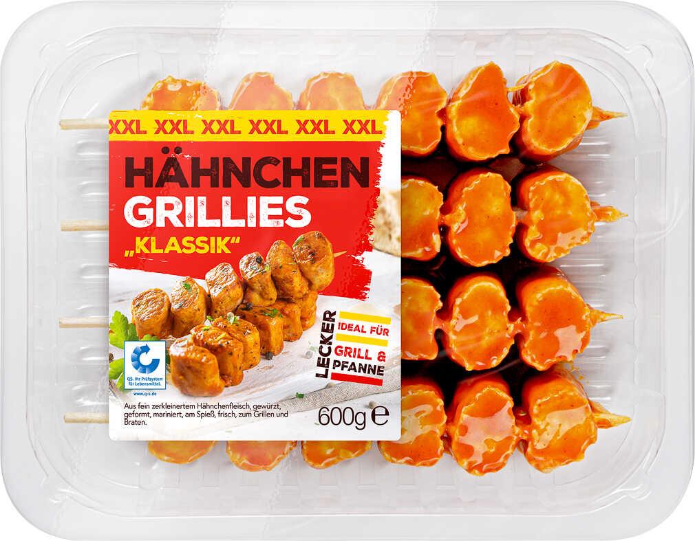 Abbildung des Angebots XXL-Hähnchen-Grillies
