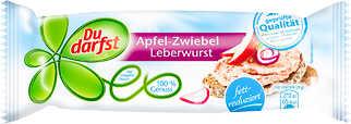 Abbildung des Angebots DU DARFST Leberwurst