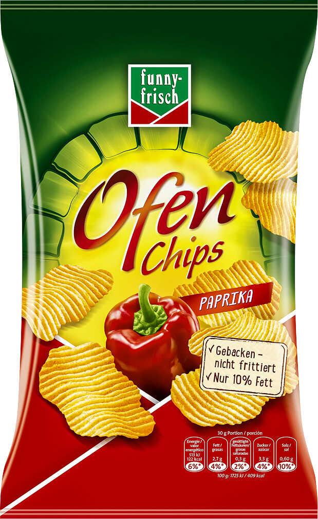 Abbildung des Angebots FUNNY-FRISCH Ofen-Chips